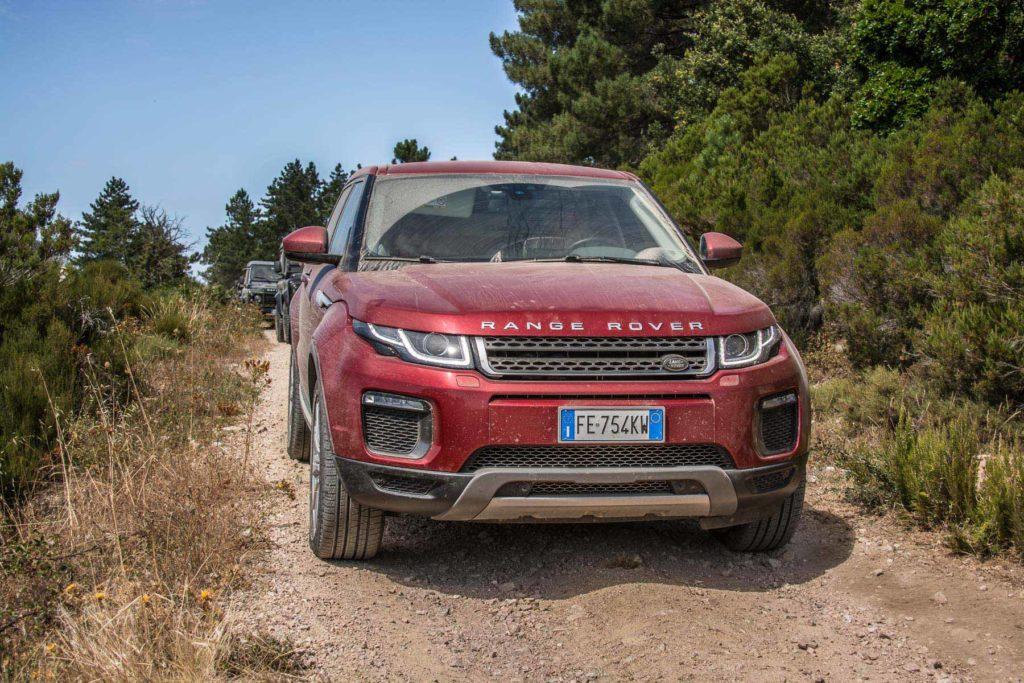 Land Rover Tour Sardegna 2020 – Tappa 01 – Land Rover Experience Italia – Registro Italiano Land Rover-30