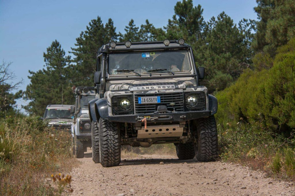 Land Rover Tour Sardegna 2020 – Tappa 01 – Land Rover Experience Italia – Registro Italiano Land Rover-32