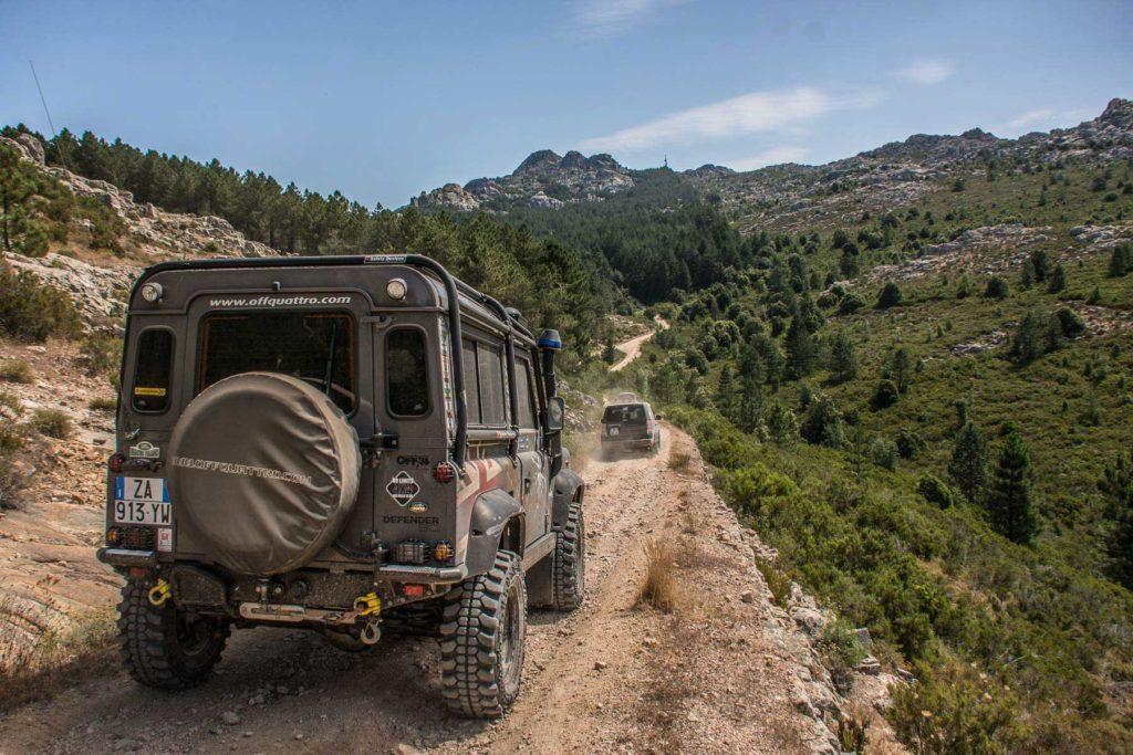 Land Rover Tour Sardegna 2020 – Tappa 01 – Land Rover Experience Italia – Registro Italiano Land Rover-35