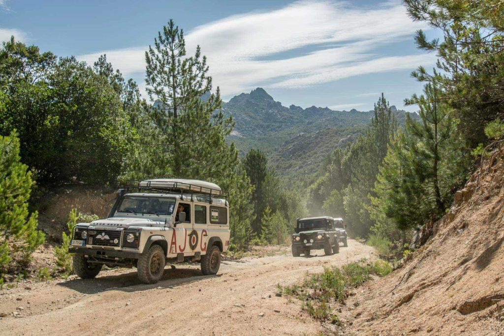 Land Rover Tour Sardegna 2020 – Tappa 01 – Land Rover Experience Italia – Registro Italiano Land Rover-37