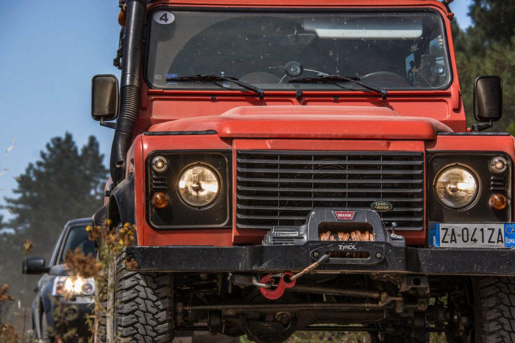 Land Rover Tour Sardegna 2020 – Tappa 01 – Land Rover Experience Italia – Registro Italiano Land Rover-38