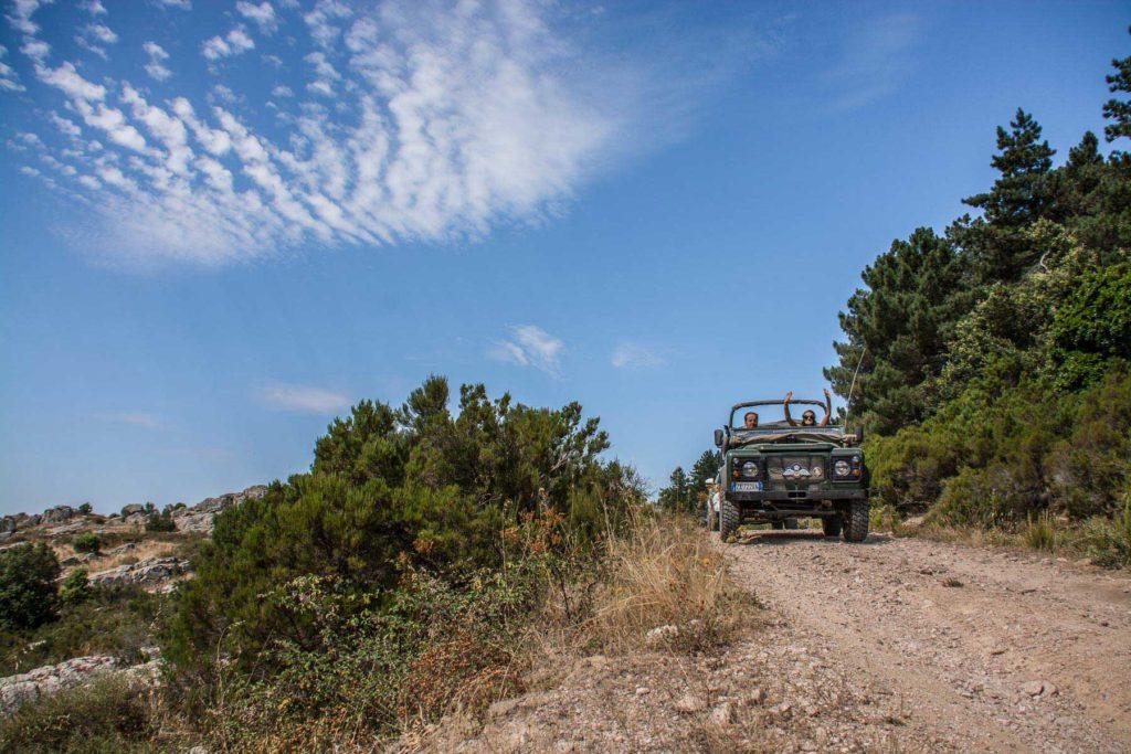 Land Rover Tour Sardegna 2020 – Tappa 01 – Land Rover Experience Italia – Registro Italiano Land Rover-39