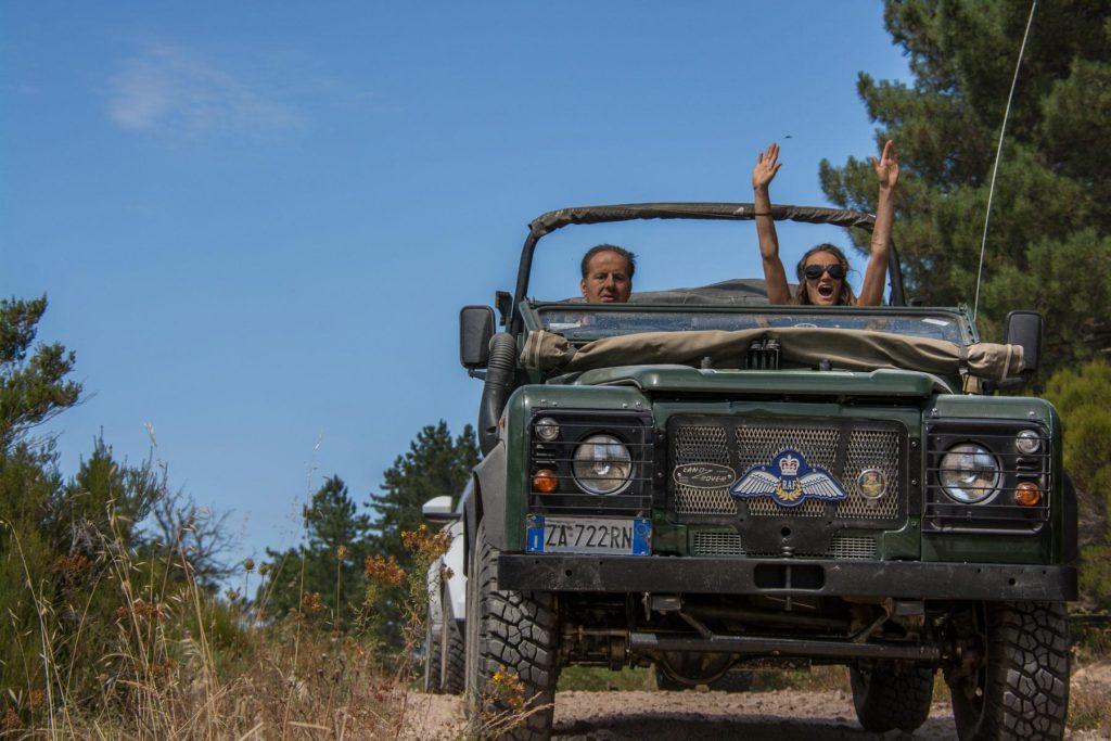 Land Rover Tour Sardegna 2020 – Tappa 01 – Land Rover Experience Italia – Registro Italiano Land Rover-40