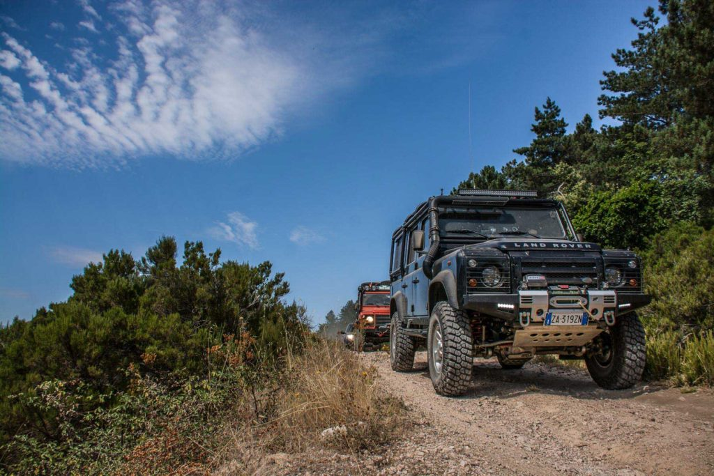 Land Rover Tour Sardegna 2020 – Tappa 01 – Land Rover Experience Italia – Registro Italiano Land Rover-41