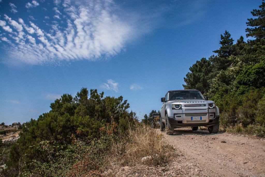 Land Rover Tour Sardegna 2020 – Tappa 01 – Land Rover Experience Italia – Registro Italiano Land Rover-45