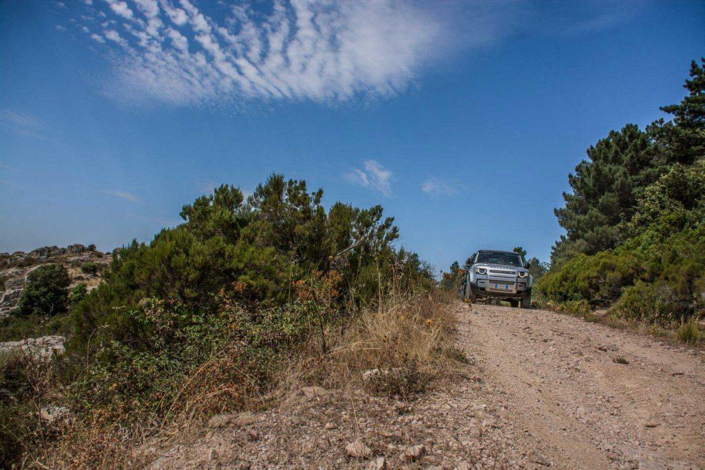Land Rover Tour Sardegna 2020 – Tappa 01 – Land Rover Experience Italia – Registro Italiano Land Rover-47