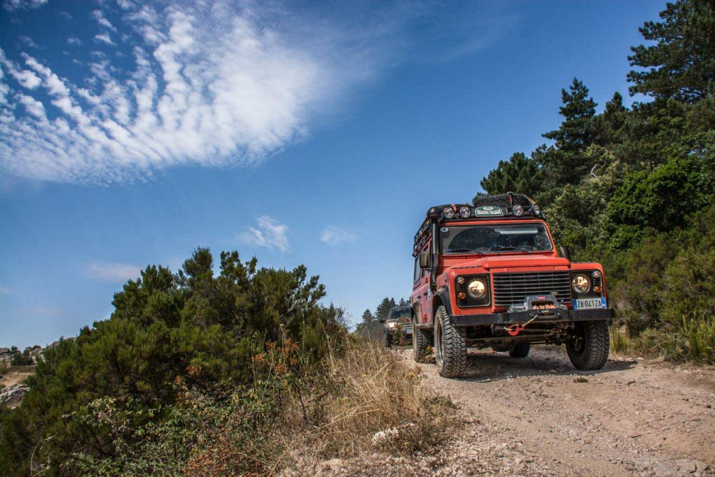 Land Rover Tour Sardegna 2020 – Tappa 01 – Land Rover Experience Italia – Registro Italiano Land Rover-48
