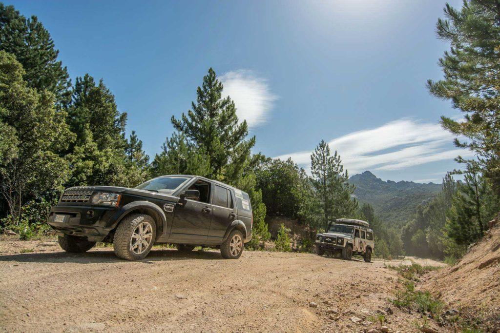 Land Rover Tour Sardegna 2020 – Tappa 01 – Land Rover Experience Italia – Registro Italiano Land Rover-49