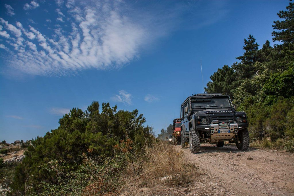 Land Rover Tour Sardegna 2020 – Tappa 01 – Land Rover Experience Italia – Registro Italiano Land Rover-53