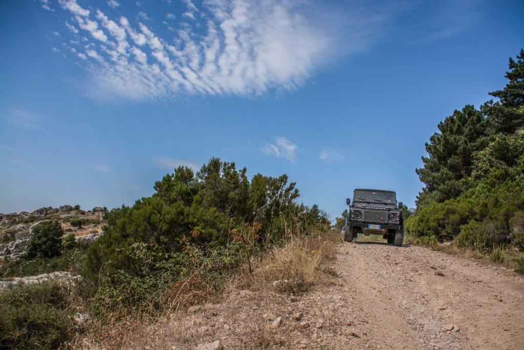 Land Rover Tour Sardegna 2020 – Tappa 01 – Land Rover Experience Italia – Registro Italiano Land Rover-55