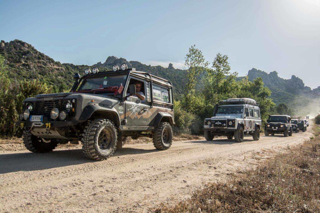 Land Rover Tour Sardegna 2020 – Tappa 01 – Land Rover Experience Italia – Registro Italiano Land Rover-57