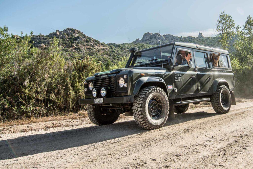 Land Rover Tour Sardegna 2020 – Tappa 01 – Land Rover Experience Italia – Registro Italiano Land Rover-58