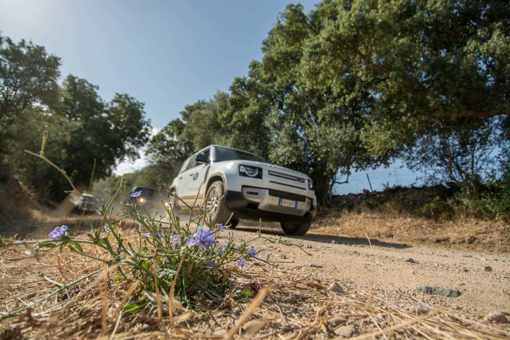 Land Rover Tour Sardegna 2020 – Tappa 01 – Land Rover Experience Italia – Registro Italiano Land Rover-59