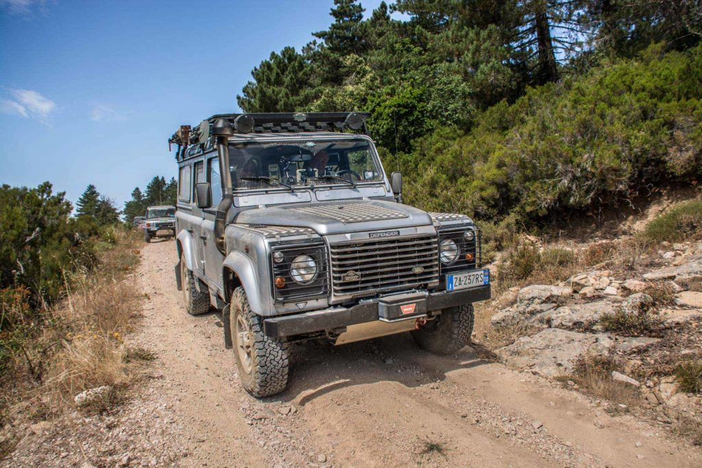 Land Rover Tour Sardegna 2020 – Tappa 01 – Land Rover Experience Italia – Registro Italiano Land Rover-67
