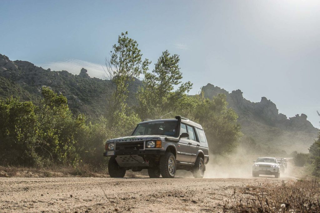 Land Rover Tour Sardegna 2020 – Tappa 01 – Land Rover Experience Italia – Registro Italiano Land Rover-69