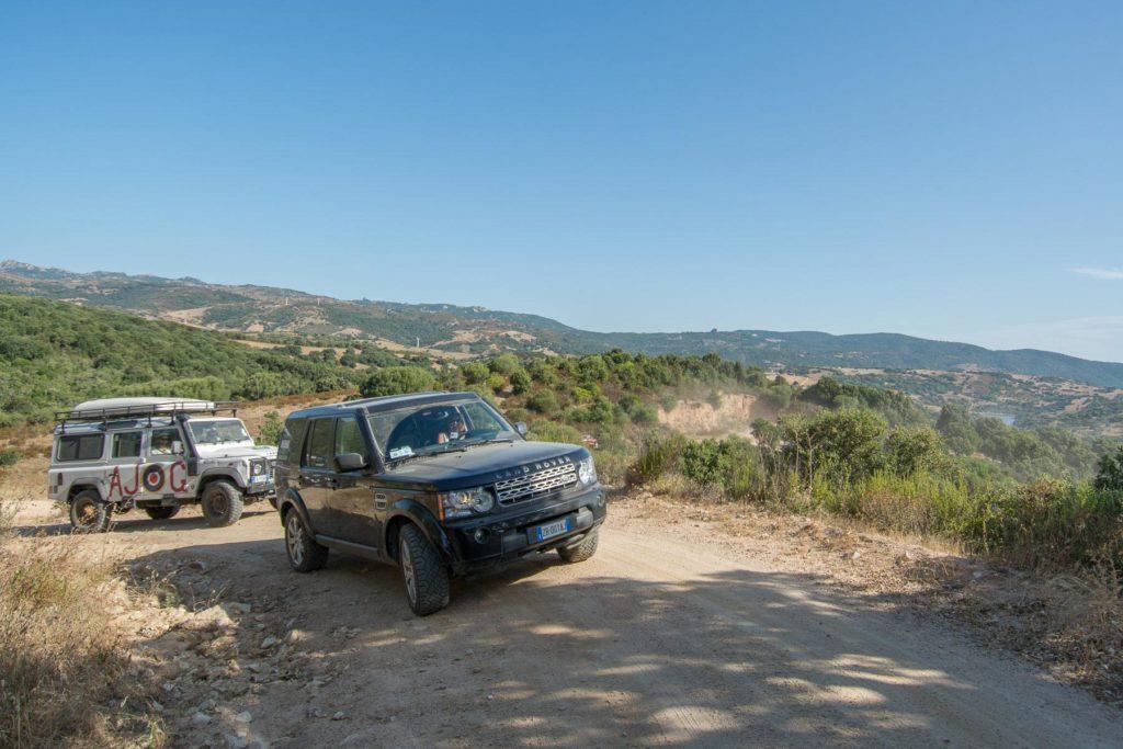 Land Rover Tour Sardegna 2020 – Tappa 01 – Land Rover Experience Italia – Registro Italiano Land Rover-74