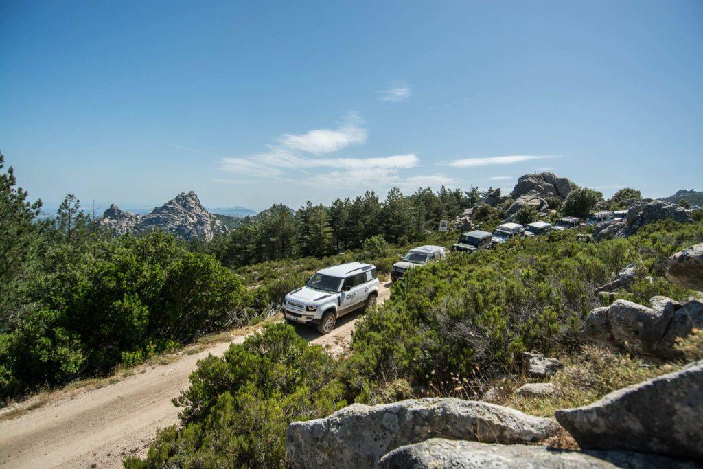 Land Rover Tour Sardegna 2020 – Tappa 01 – Land Rover Experience Italia – Registro Italiano Land Rover-77
