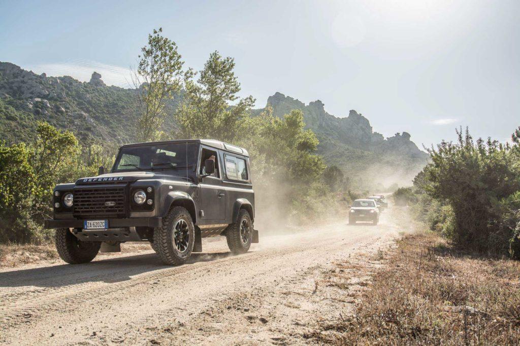 Land Rover Tour Sardegna 2020 – Tappa 01 – Land Rover Experience Italia – Registro Italiano Land Rover-83