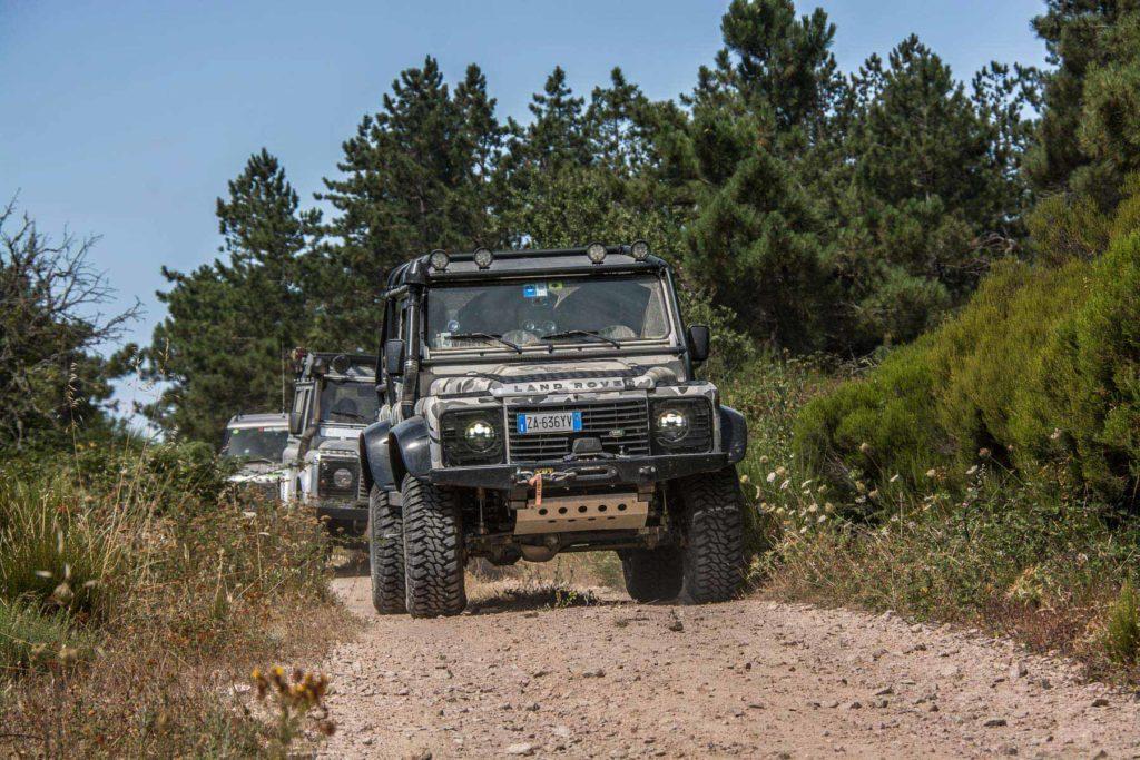 Land Rover Tour Sardegna 2020 – Tappa 01 – Land Rover Experience Italia – Registro Italiano Land Rover-86