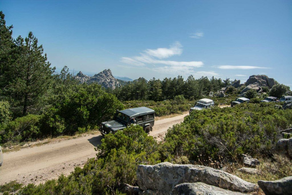 Land Rover Tour Sardegna 2020 – Tappa 01 – Land Rover Experience Italia – Registro Italiano Land Rover-87