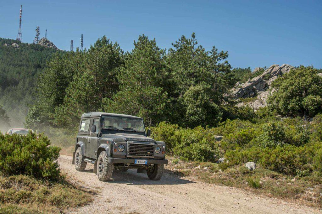 Land Rover Tour Sardegna 2020 – Tappa 01 – Land Rover Experience Italia – Registro Italiano Land Rover-90