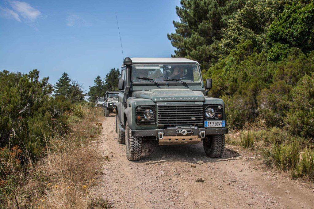 Land Rover Tour Sardegna 2020 – Tappa 01 – Land Rover Experience Italia – Registro Italiano Land Rover-91