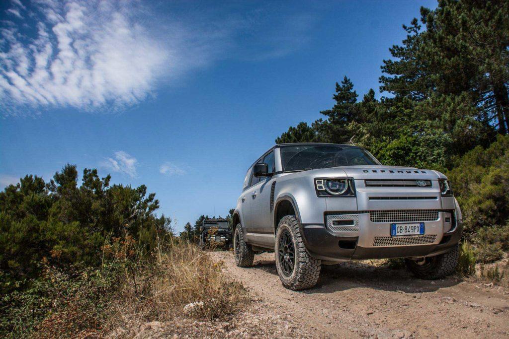 Land Rover Tour Sardegna 2020 – Tappa 01 – Land Rover Experience Italia – Registro Italiano Land Rover-96