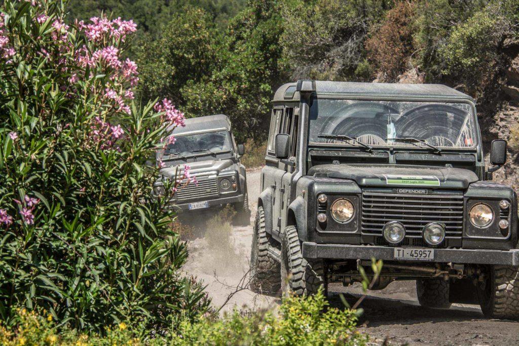 Land Rover Tour Sardegna 2020 – Tappa 02 – Land Rover Experience Italia – Registro Italiano Land Rover-10