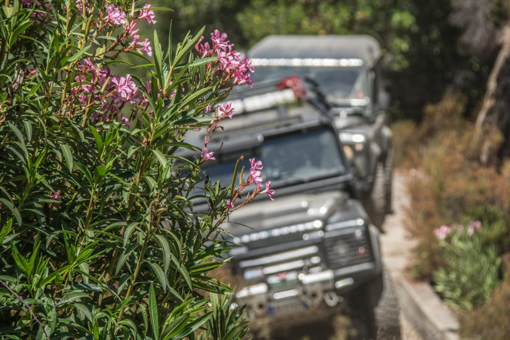 Land Rover Tour Sardegna 2020 – Tappa 02 – Land Rover Experience Italia – Registro Italiano Land Rover-12