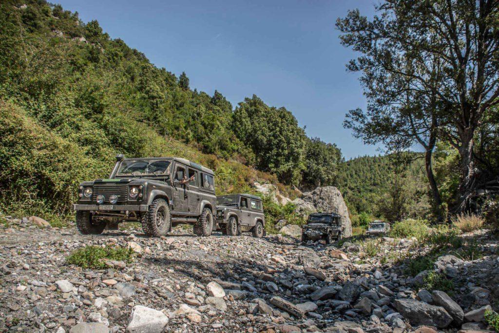 Land Rover Tour Sardegna 2020 – Tappa 02 – Land Rover Experience Italia – Registro Italiano Land Rover-13