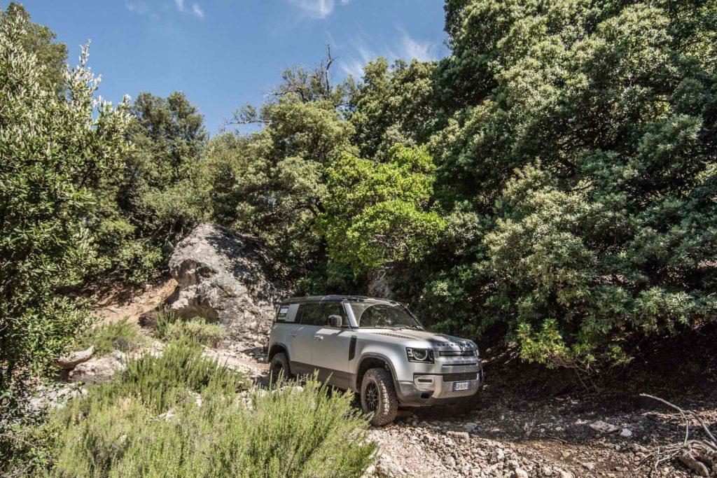 Land Rover Tour Sardegna 2020 – Tappa 02 – Land Rover Experience Italia – Registro Italiano Land Rover-14