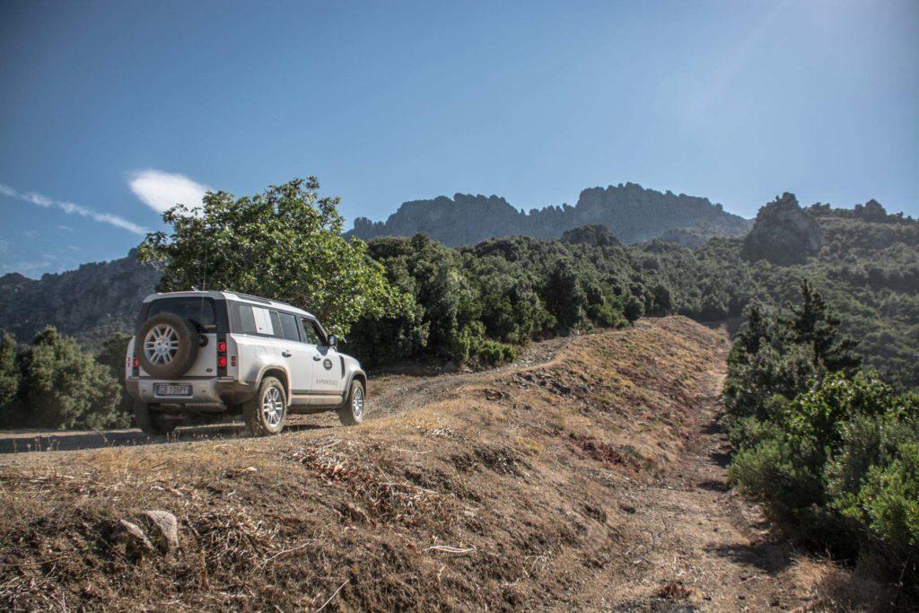 Land Rover Tour Sardegna 2020 – Tappa 02 – Land Rover Experience Italia – Registro Italiano Land Rover-15