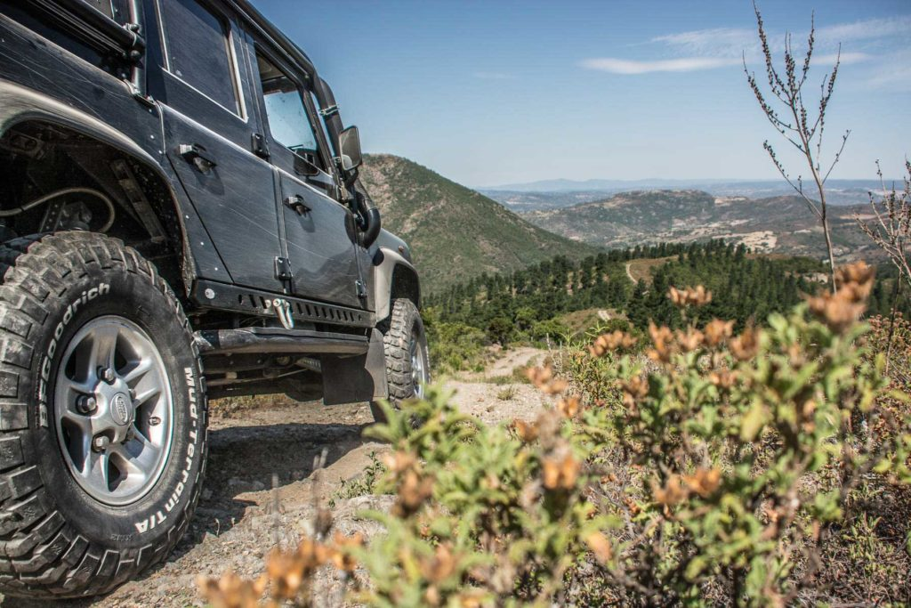 Land Rover Tour Sardegna 2020 – Tappa 02 – Land Rover Experience Italia – Registro Italiano Land Rover-17