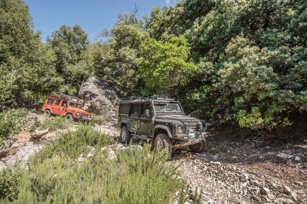Land Rover Tour Sardegna 2020 – Tappa 02 – Land Rover Experience Italia – Registro Italiano Land Rover-20