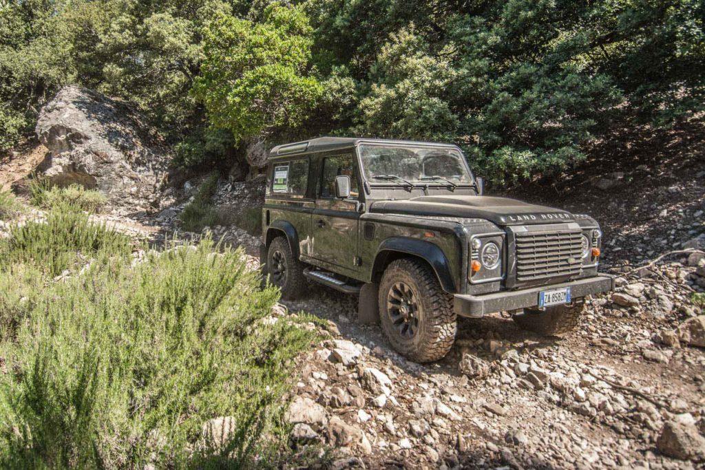 Land Rover Tour Sardegna 2020 – Tappa 02 – Land Rover Experience Italia – Registro Italiano Land Rover-23