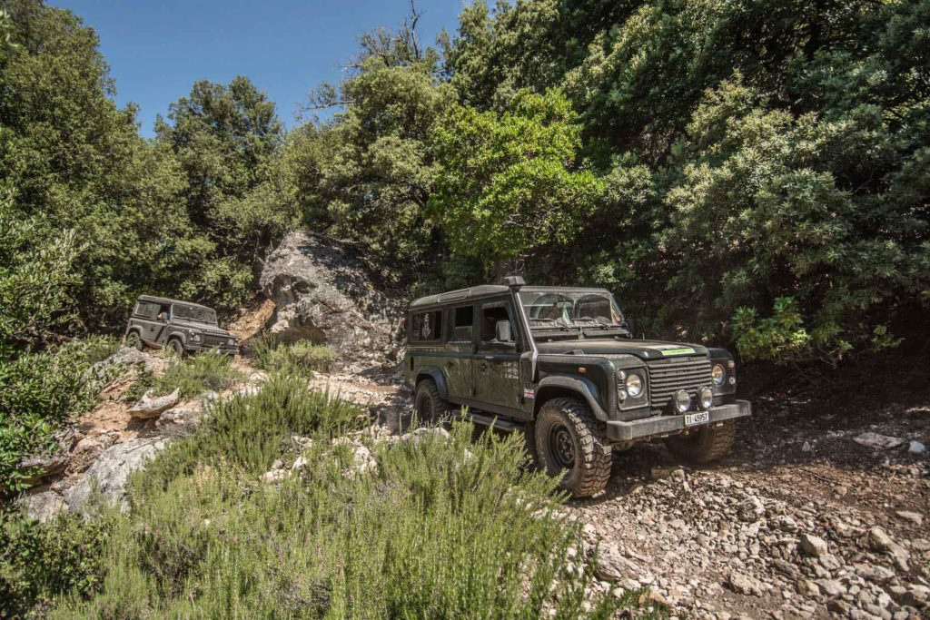 Land Rover Tour Sardegna 2020 – Tappa 02 – Land Rover Experience Italia – Registro Italiano Land Rover-24