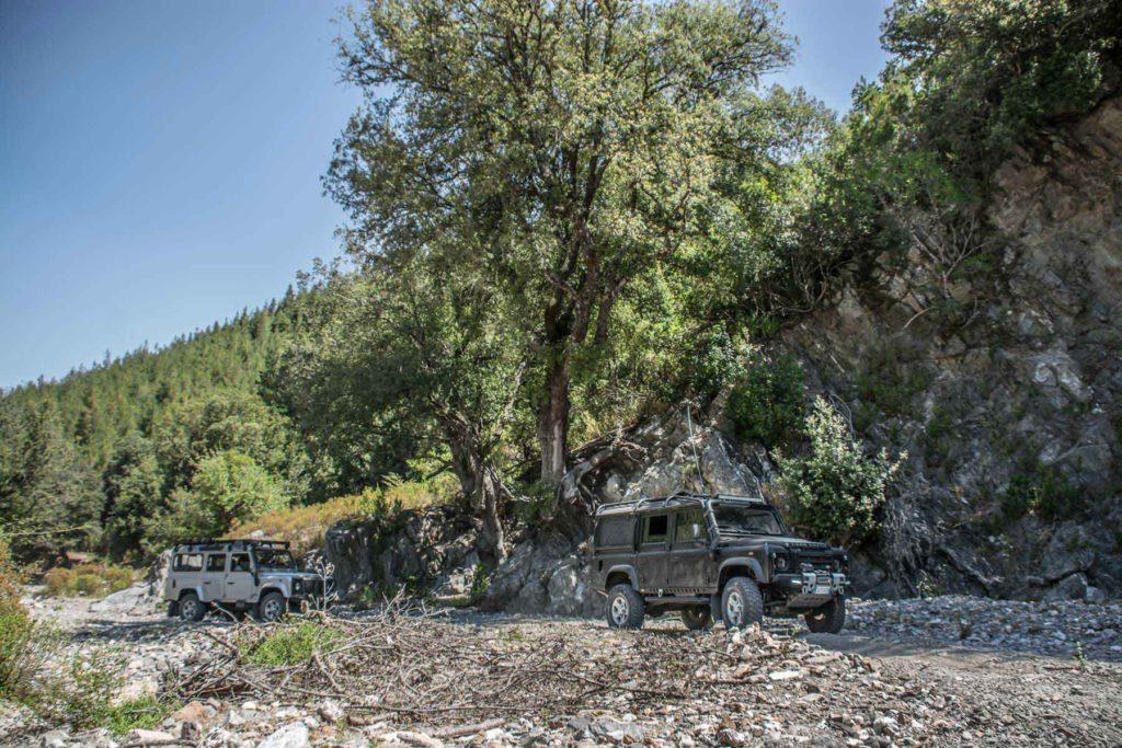 Land Rover Tour Sardegna 2020 – Tappa 02 – Land Rover Experience Italia – Registro Italiano Land Rover-25