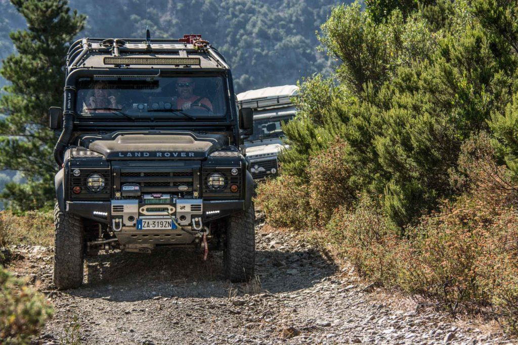 Land Rover Tour Sardegna 2020 – Tappa 02 – Land Rover Experience Italia – Registro Italiano Land Rover-26