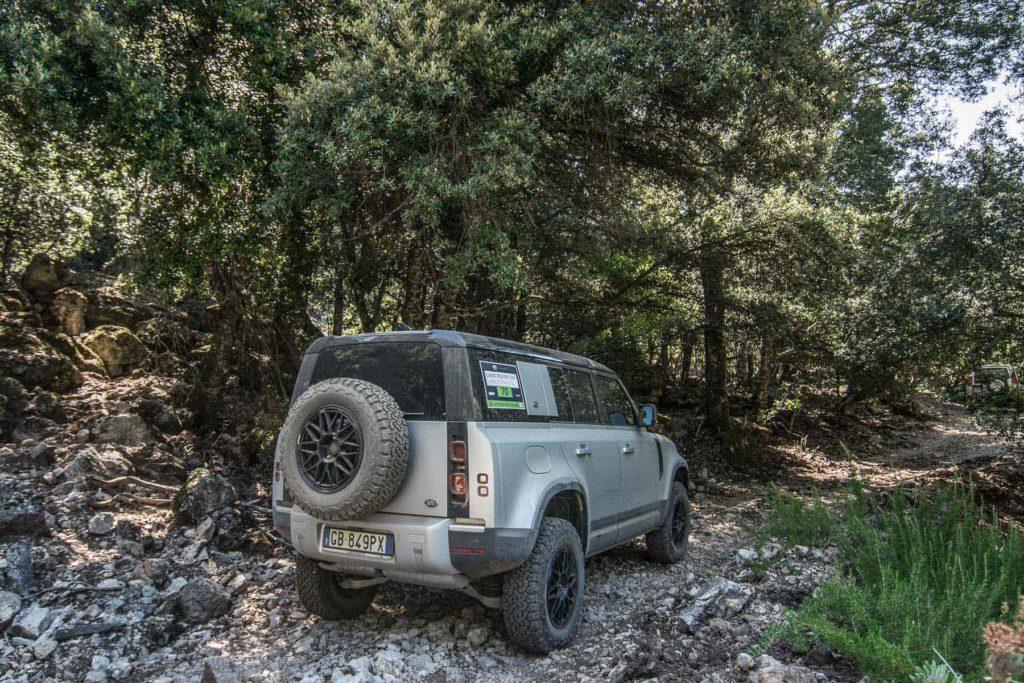 Land Rover Tour Sardegna 2020 – Tappa 02 – Land Rover Experience Italia – Registro Italiano Land Rover-33