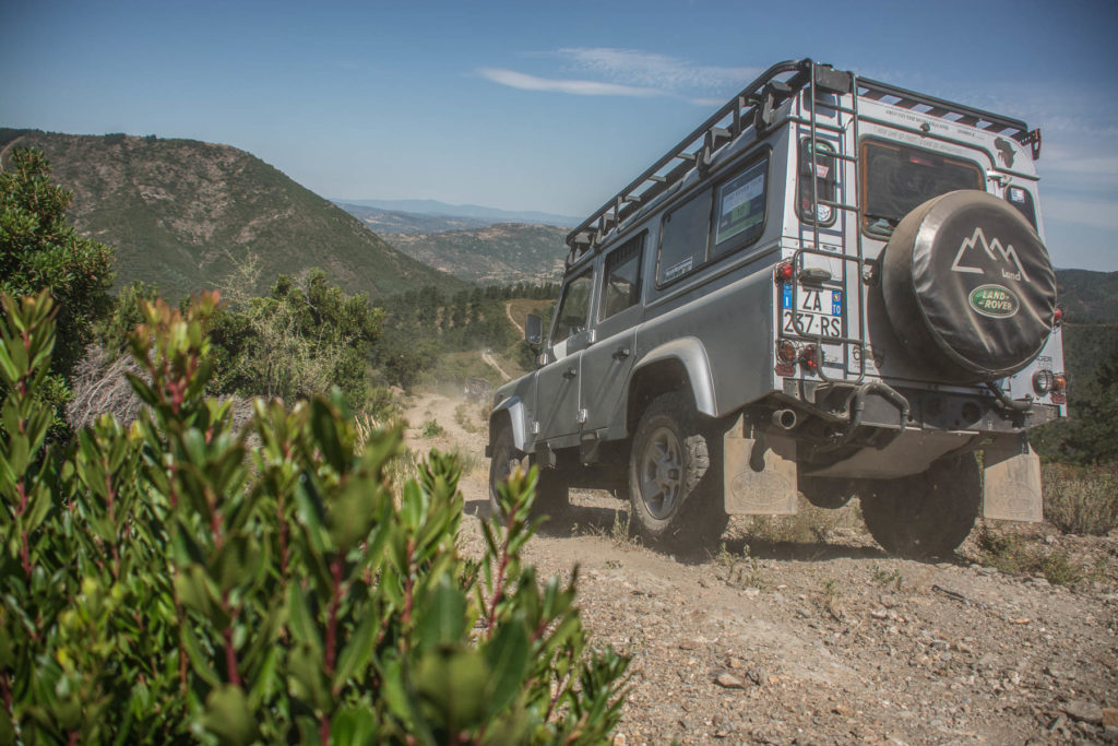 Land Rover Tour Sardegna 2020 – Tappa 02 – Land Rover Experience Italia – Registro Italiano Land Rover-35