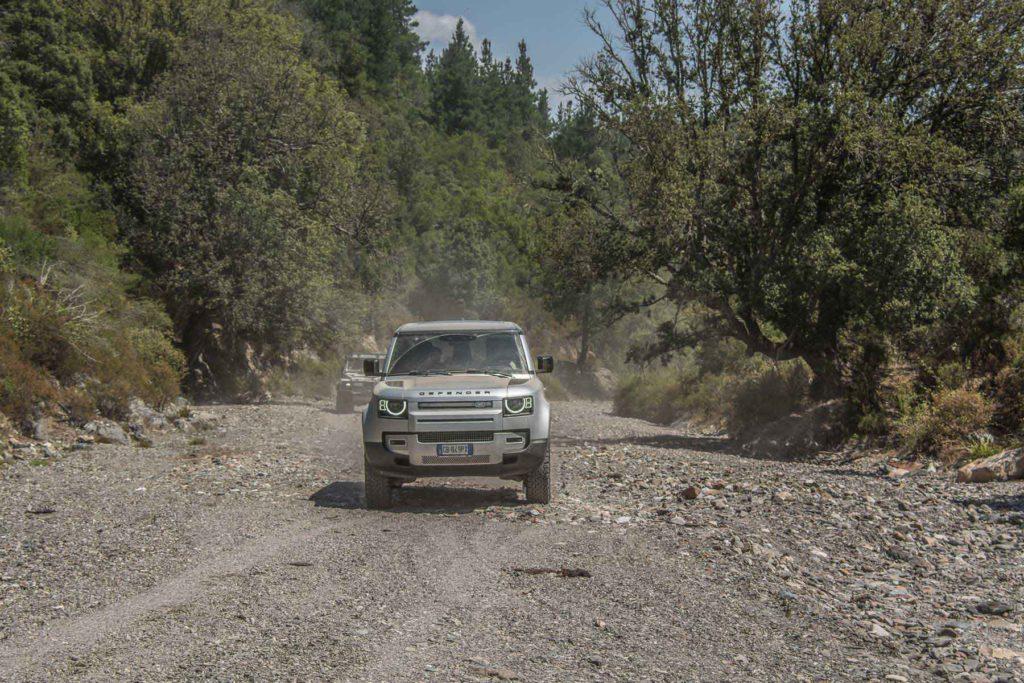 Land Rover Tour Sardegna 2020 – Tappa 02 – Land Rover Experience Italia – Registro Italiano Land Rover-36