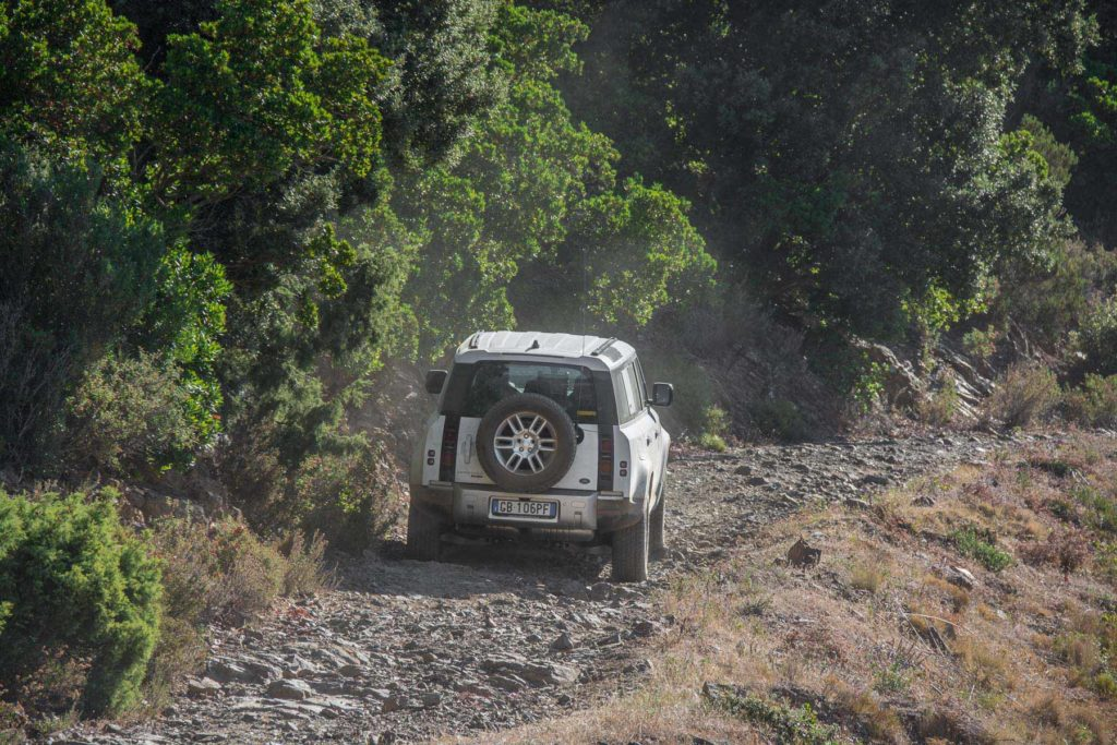Land Rover Tour Sardegna 2020 – Tappa 02 – Land Rover Experience Italia – Registro Italiano Land Rover-38