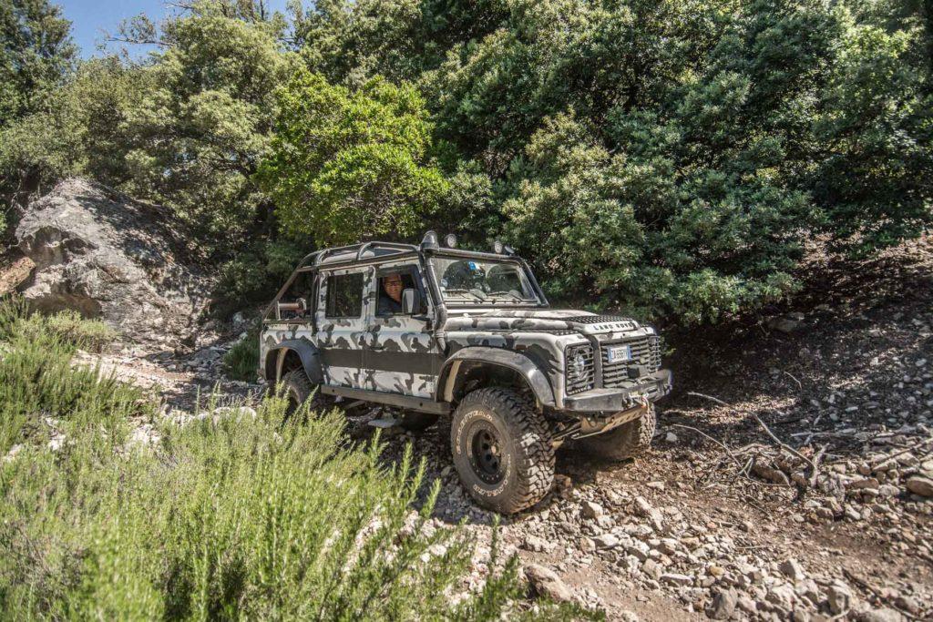 Land Rover Tour Sardegna 2020 – Tappa 02 – Land Rover Experience Italia – Registro Italiano Land Rover-39