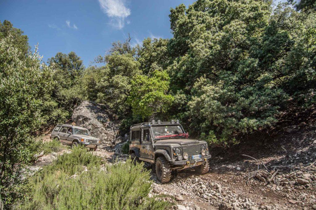 Land Rover Tour Sardegna 2020 – Tappa 02 – Land Rover Experience Italia – Registro Italiano Land Rover-40