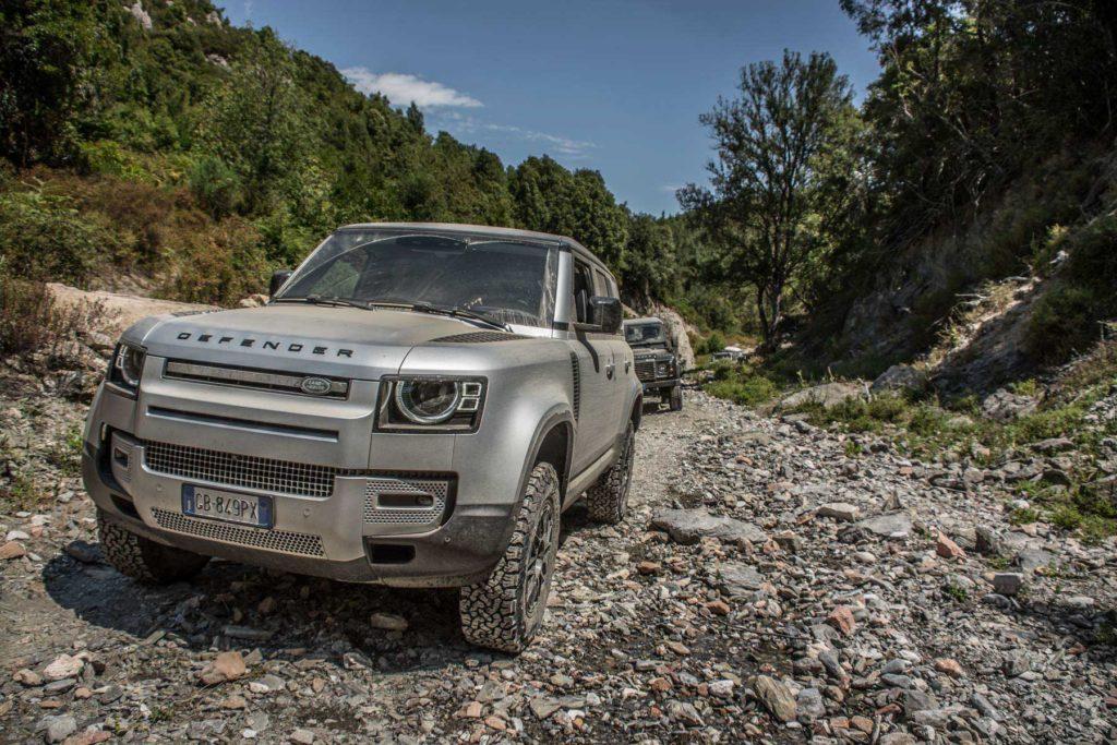 Land Rover Tour Sardegna 2020 – Tappa 02 – Land Rover Experience Italia – Registro Italiano Land Rover-43