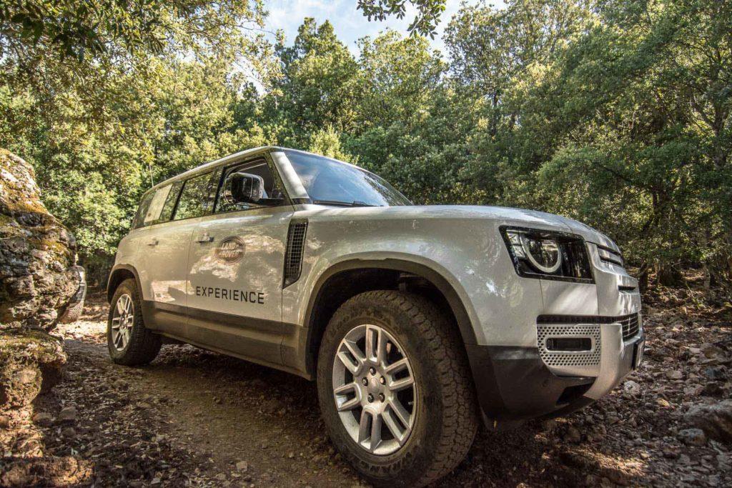 Land Rover Tour Sardegna 2020 – Tappa 02 – Land Rover Experience Italia – Registro Italiano Land Rover-45