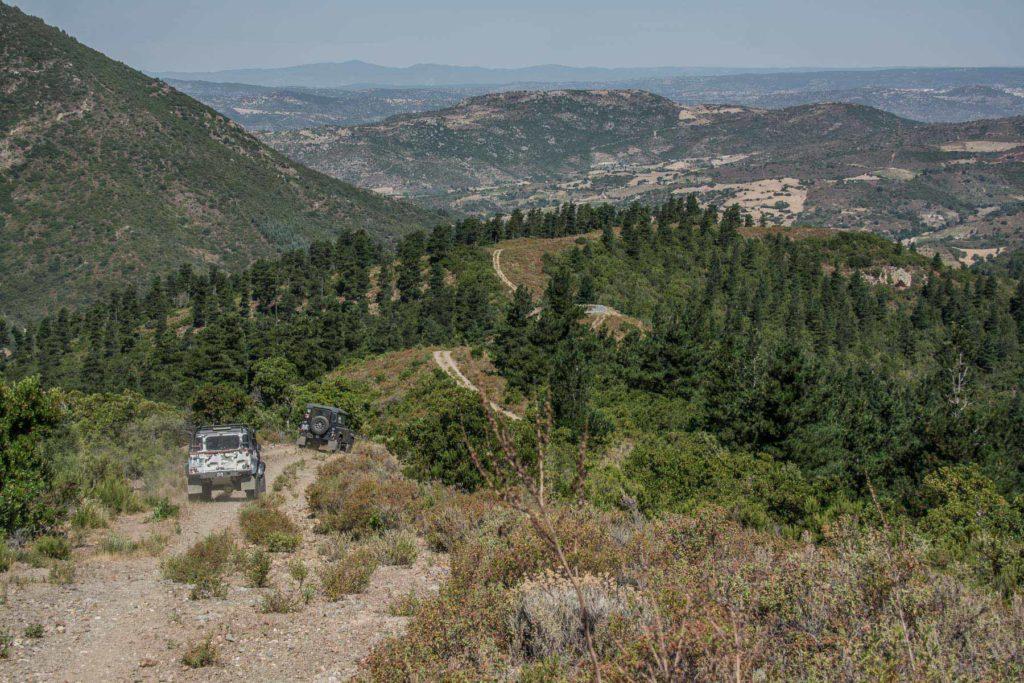 Land Rover Tour Sardegna 2020 – Tappa 02 – Land Rover Experience Italia – Registro Italiano Land Rover-48