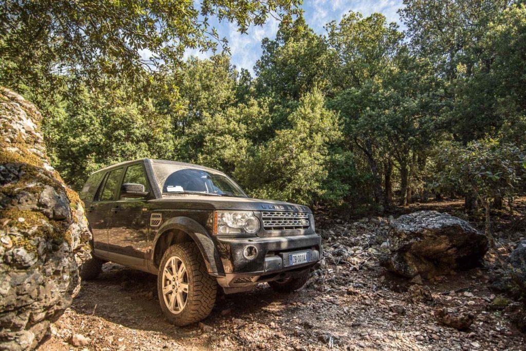 Land Rover Tour Sardegna 2020 – Tappa 02 – Land Rover Experience Italia – Registro Italiano Land Rover-49