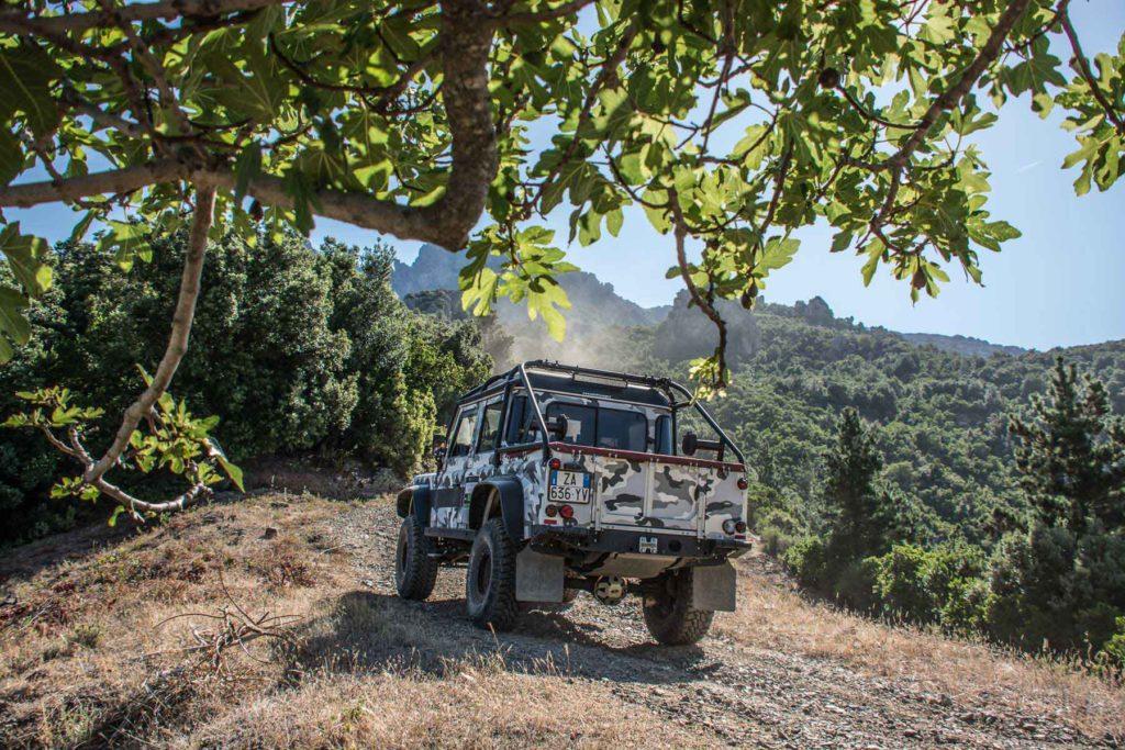Land Rover Tour Sardegna 2020 – Tappa 02 – Land Rover Experience Italia – Registro Italiano Land Rover-5