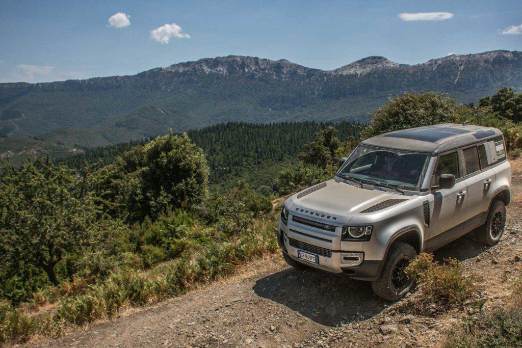 Land Rover Tour Sardegna 2020 – Tappa 02 – Land Rover Experience Italia – Registro Italiano Land Rover-50